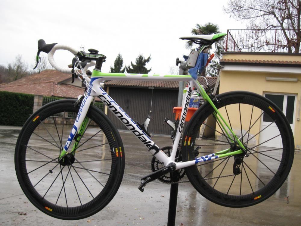 550786c6030 cannondale supersix evo team edition liquigas 2013 | Bikes and Parts ...