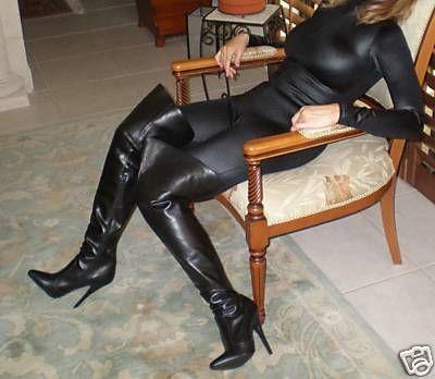 eBay Leather