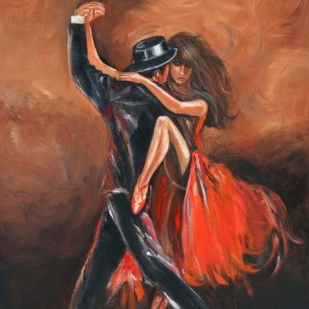 Tango Prints. Quality Prints from Oil Paintings by Steve O'Connell