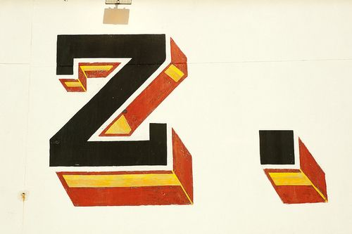 Z #type #alphabet