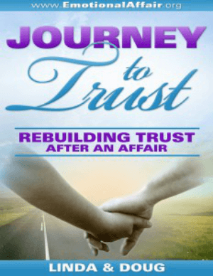 How to trust again after an emotional affair