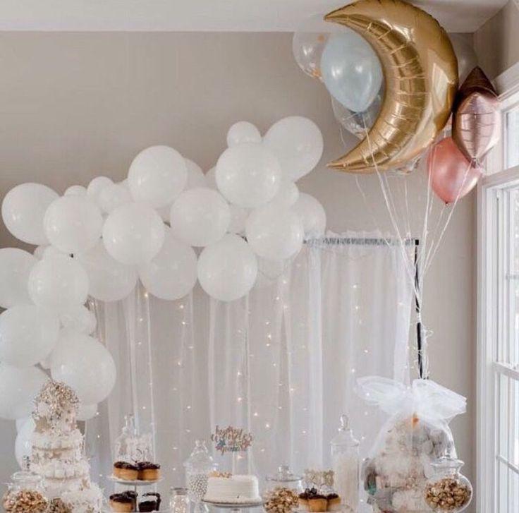 Twinkle Little Star Balloons  Twinkle Little Star Baby Shower | Etsy