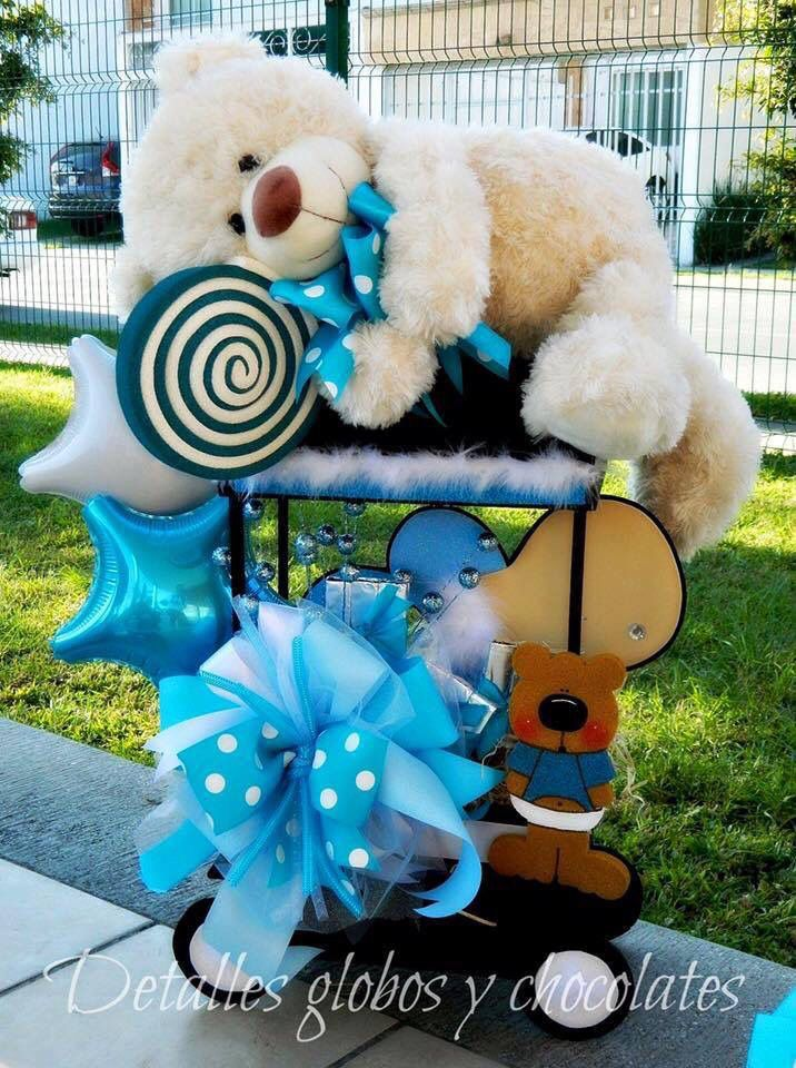 Bear Baby Showers, Teddy Bear Baby Shower, Baby Shower Boys, Baby Shower  Games, Baby Boy, Mesas Para Baby Shower, Shower Ideas, Baby Shower, Baby  Party ...