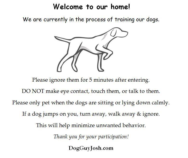 Door Sign Woof Woof Pinterest Door Signs And Dog
