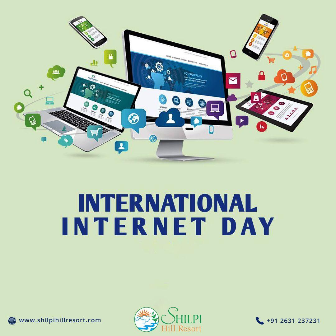 Happy Internet Day Day Internet International Day