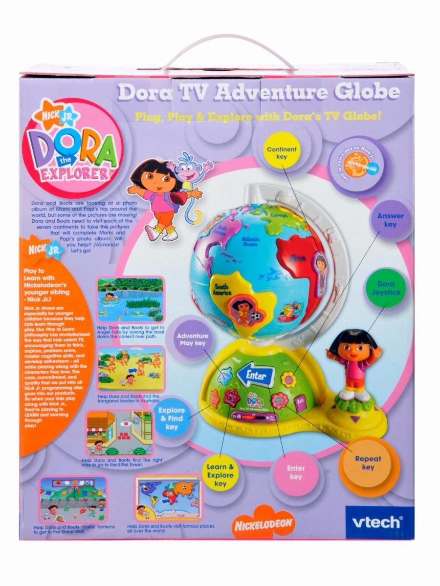 d2ab0b3624a8 Buy V-tech Dora Tv Adventure Globe Online In India   Best Price ...