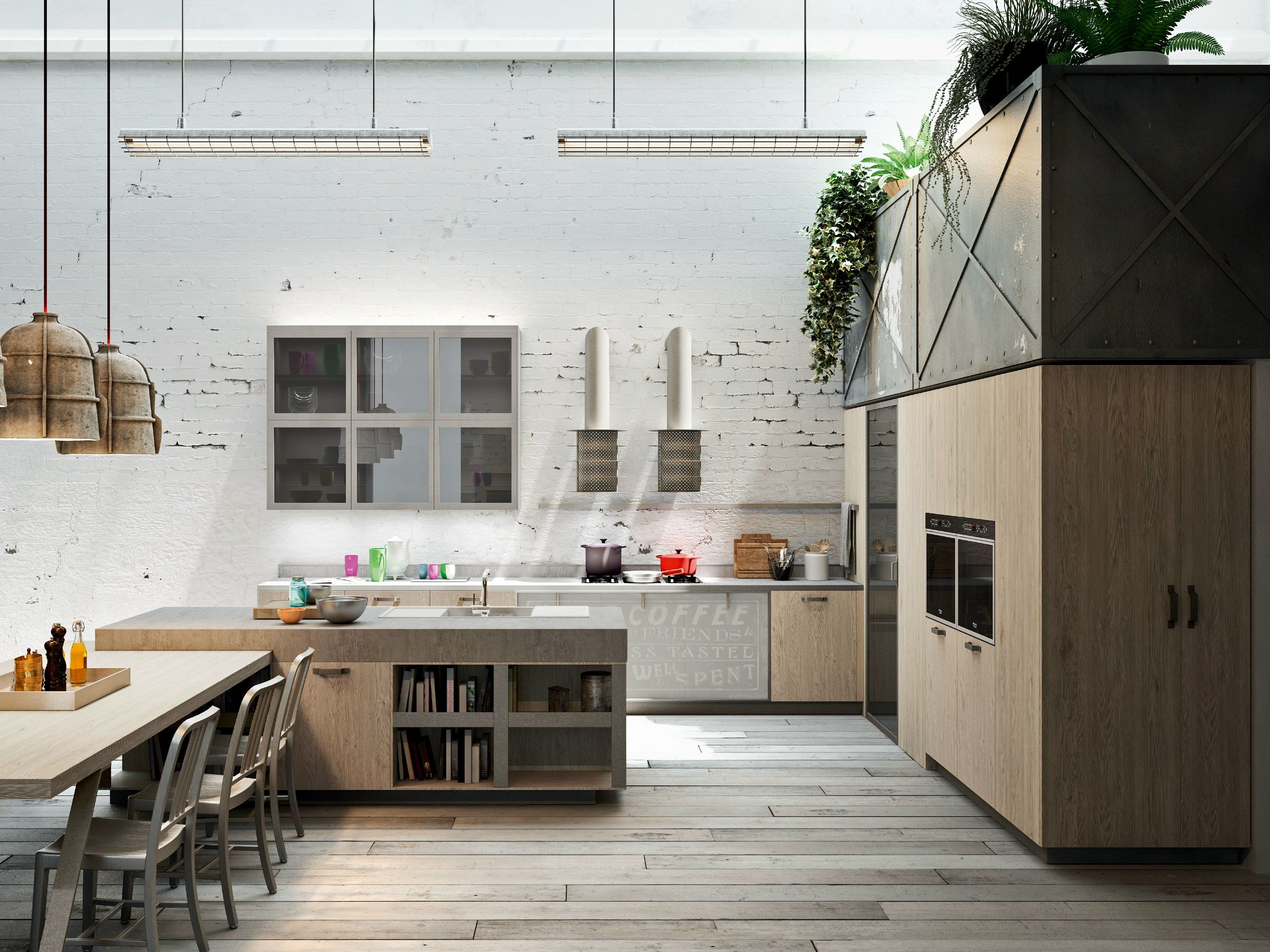 Mixing Modern & Retro Industrial Design | brain{pin?}storming for ...