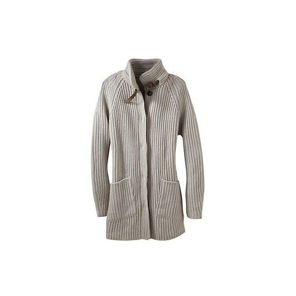 lisbet cardigan ($2,198) ❤ liked on Polyvore featuring tops, cardigans, brown tops and brown cardigan