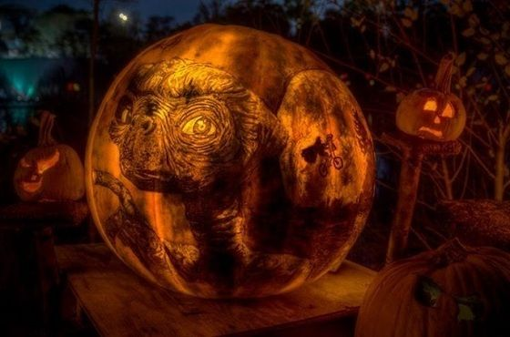 Awesome film-inspired Jack-O-Lanterns photo gallery | Moviepilot: New Stories for Upcoming Movies