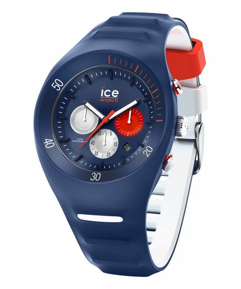 Ice-Watch Pierre Leclercq Chronograph Light Blue Silicone Strap Men s Watch  014949  19e53a984ce