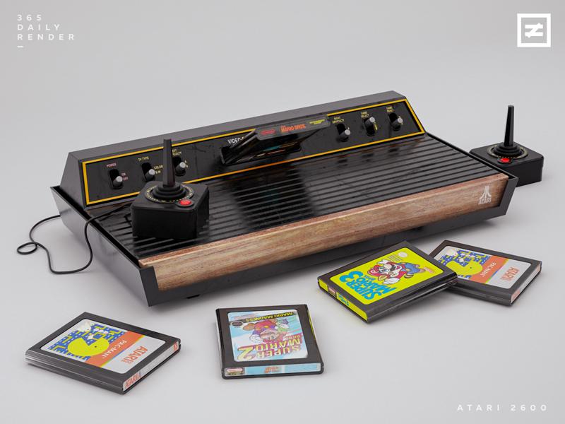 Atari 2600 Classic Consoles Atari Power Glove