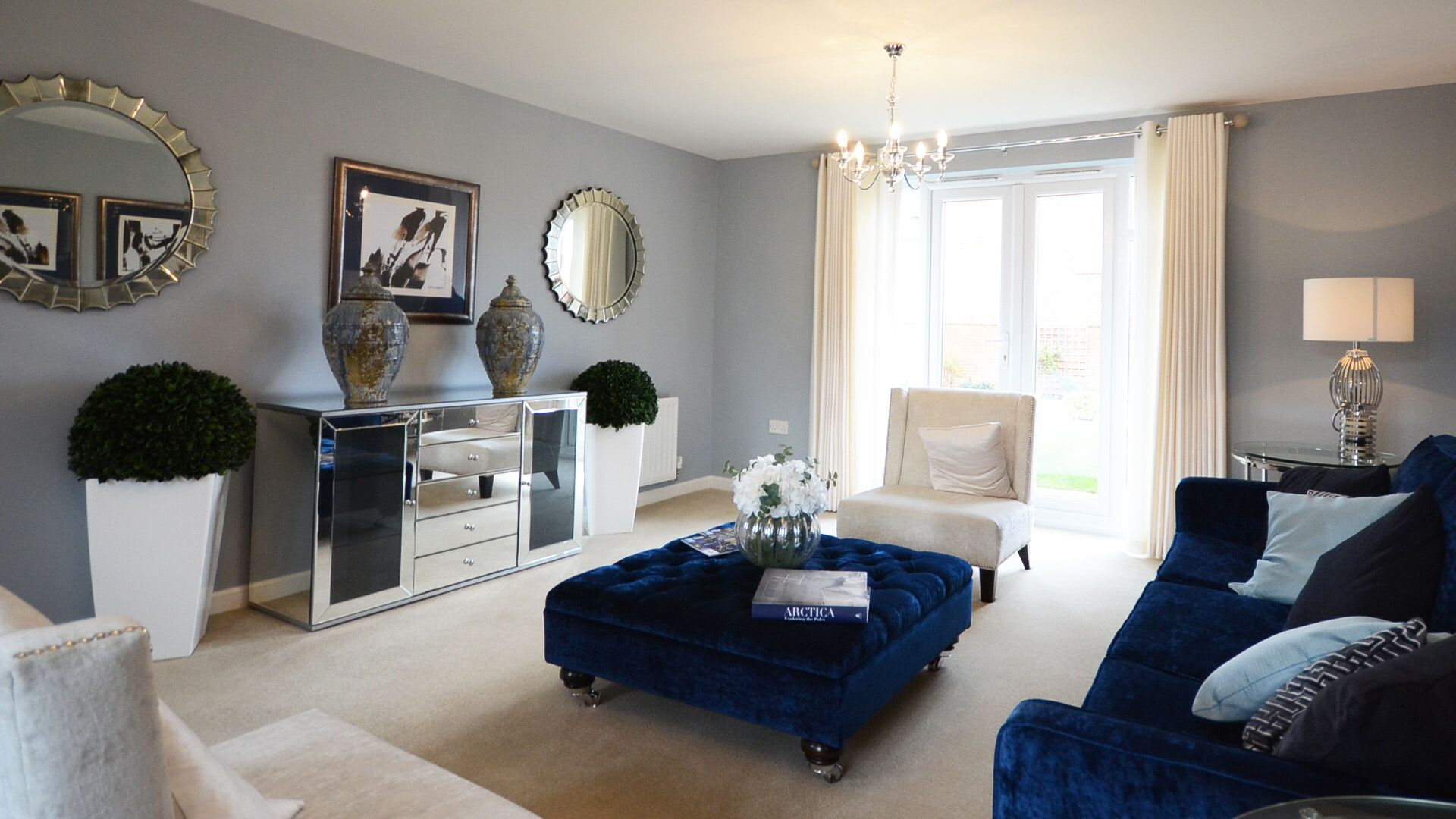 arranging furniture in small living room with french doors wall panel design layout lettings agent windsor