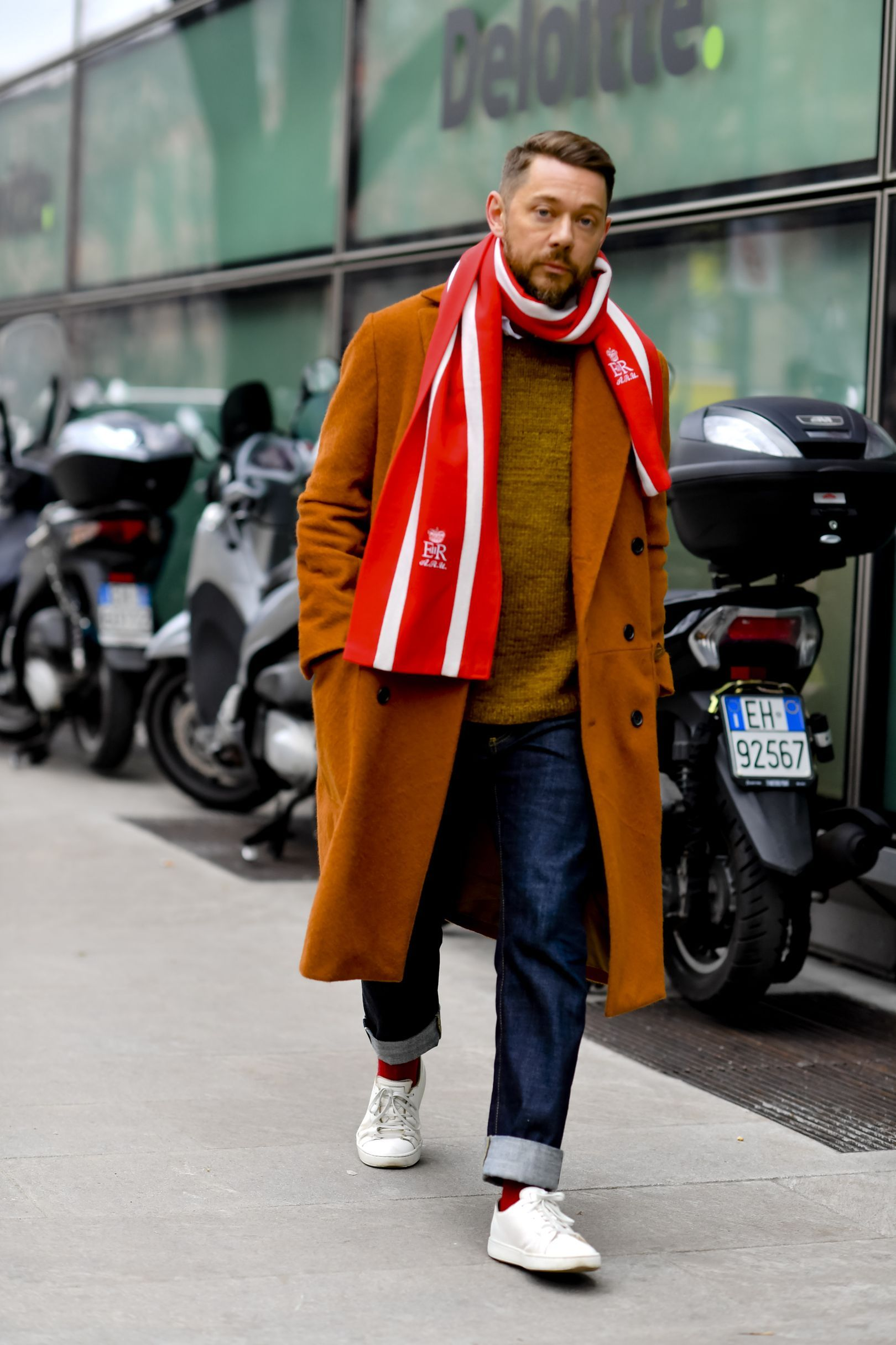 The best street style from Milan Mens Fashion Week AW18: day two