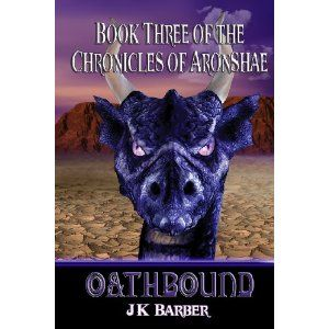 Oathbound:  Book Three of the Chronicles of Aronshae