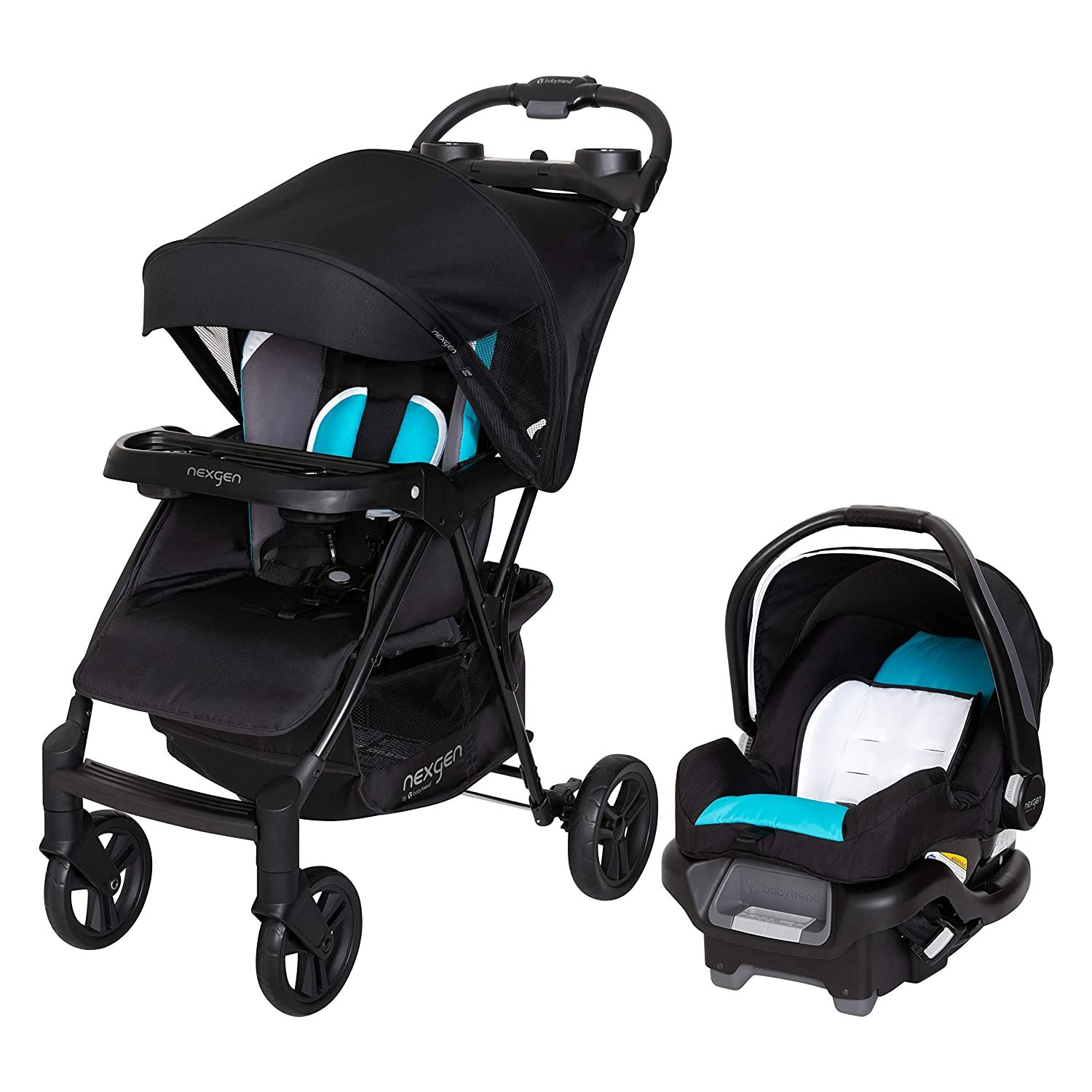Baby Stroller Carseat Combo with Stroller Travel System