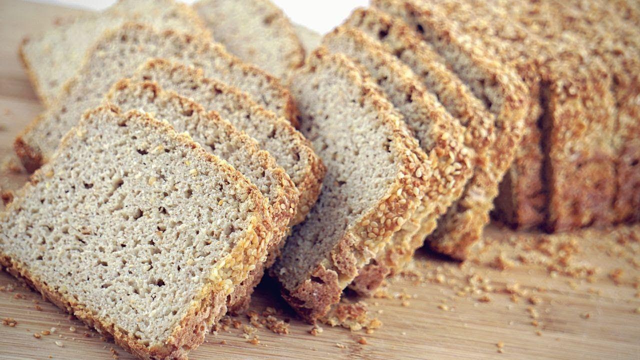 Gluten Free Vegan Bread Recipe Sourdough Easy No Knead No Yeast No Eggs Youtube In 2020 Gluten Free Recipes Bread Gluten Free Vegan Bread Vegan Bread Recipe