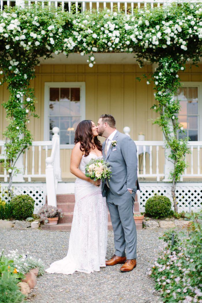 Ashley And Daniels California Ranch Elopement Small Weddingsintimate