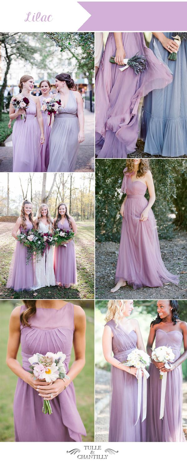 Purple Bridesmaid Dresses On Sale Bridesmaid Dress Colors