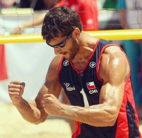 Marco Grimalt Beach Volleyball Player Chile Fun Sports Volleyball Players Beach Volleyball