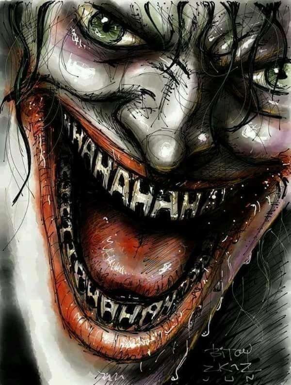 Пин от пользователя Артур Варло на доске Scary clown ...