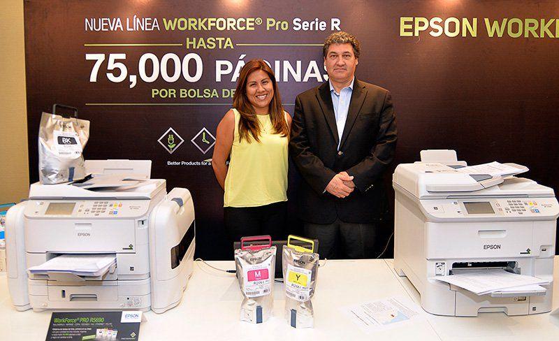 Epson Presentó En Trujillo Business Inkjet Tour 2016