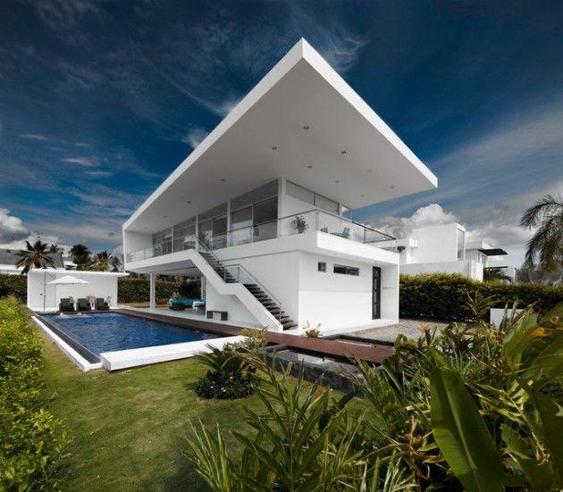 Maison Blanche Interieur Blanc 02