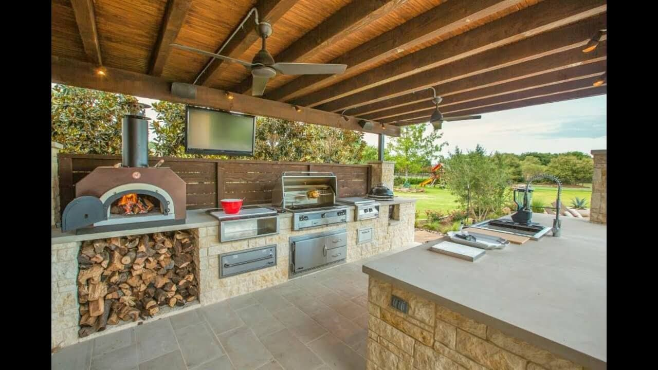 10 Kitchen Island Ideas With Sink 2020 The Integral Aspect Outdoor Kitchen Design Outdoor Kitchen Countertops Traditional Kitchen Backsplash
