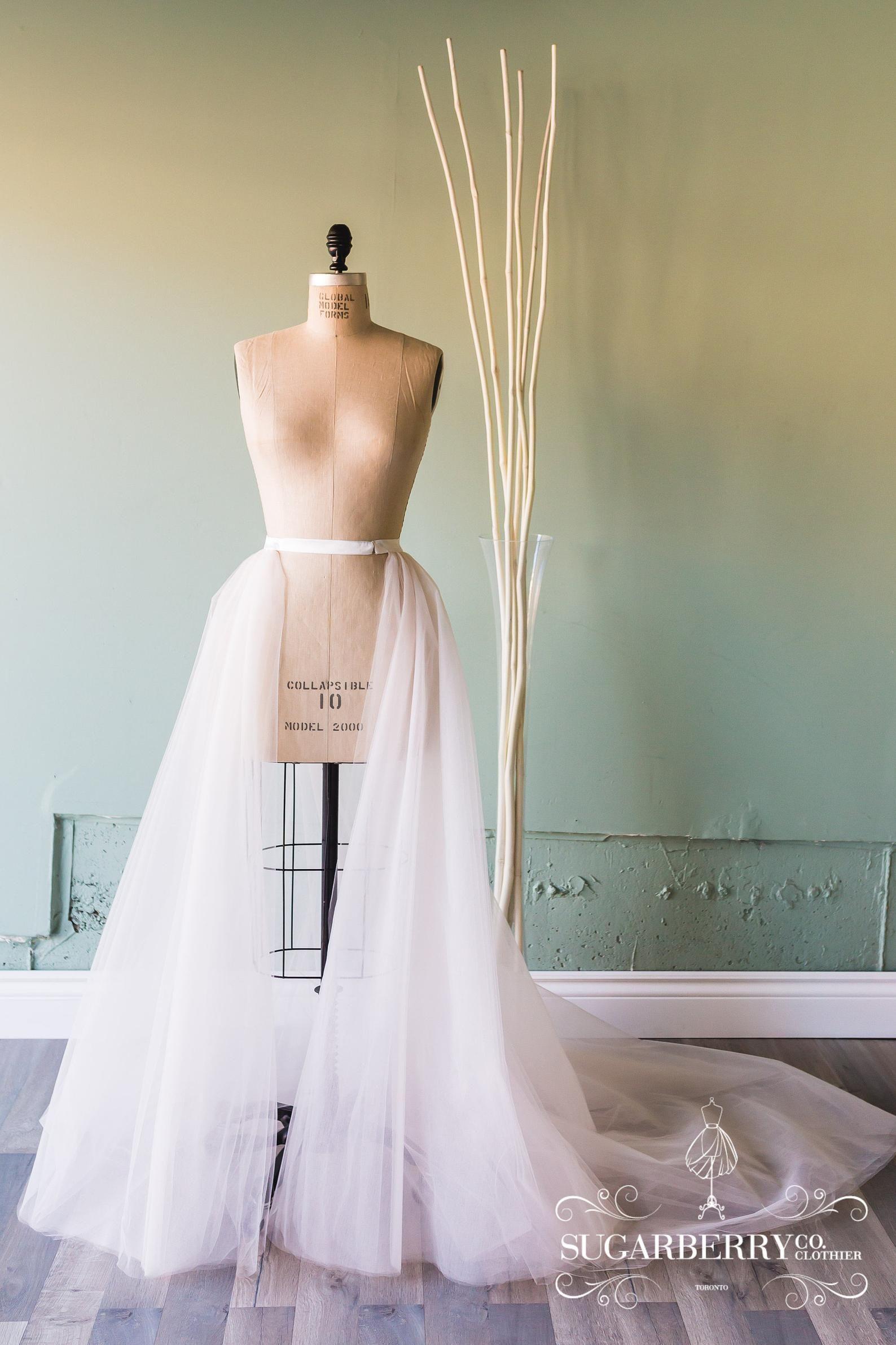 Tulle Overskirt Detachable Bridal Skirt Removable Bridal Etsy Bridal Skirts Wedding Dress Train Detachable Train Wedding Dress [ 2382 x 1588 Pixel ]