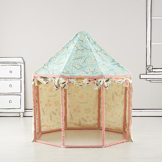 Pavilion Play Home in Play Houses u0026 Tents | The Land of Nod & Pavilion Play Home in Play Houses u0026 Tents | The Land of Nod ...