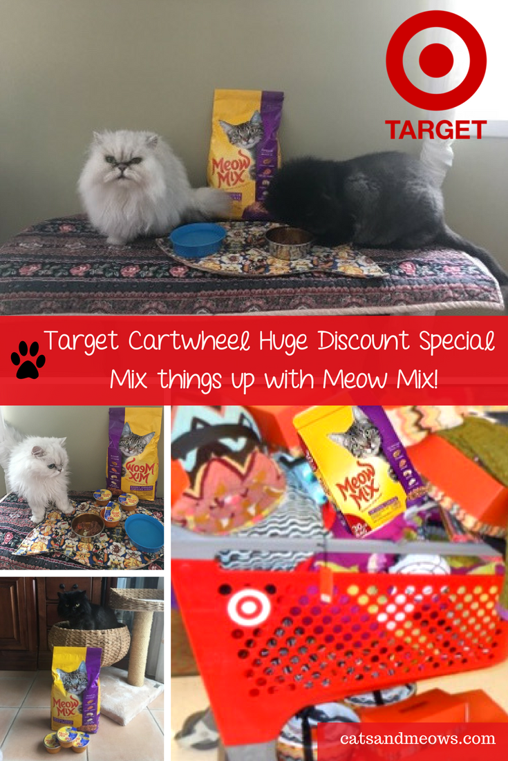 Target Cartwheel Huge Discount Special Mix Things Up With Meow Mix Pitbull Puppy Care Target Cartwheel Shih Tzu Puppy Care