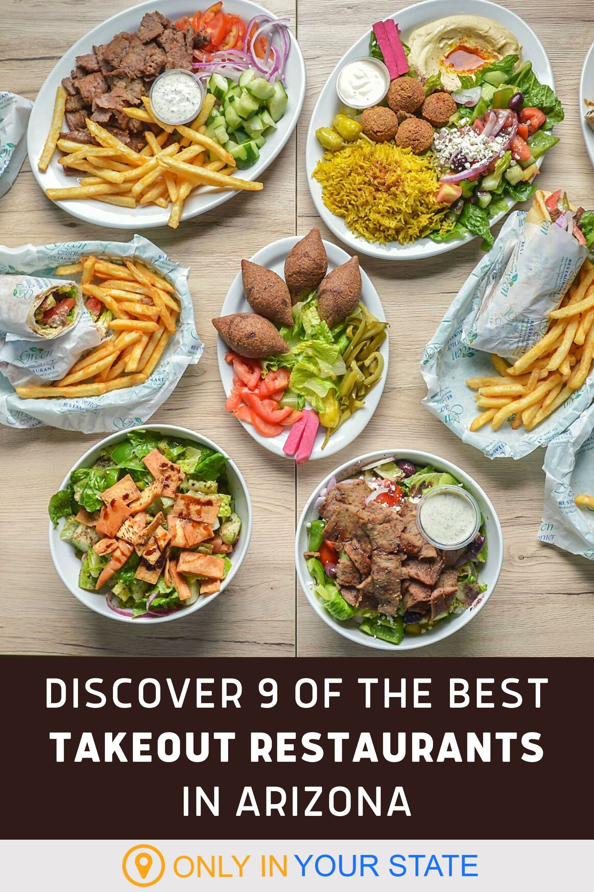 Takeout Is Just As Good As Dining In At These 9 Arizona Restaurants Arizona Restaurants Takeout Restaurant Dining Menu