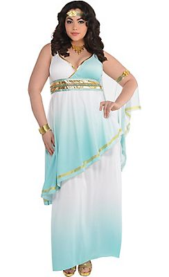 Adult Grecian Goddess Costume Plus Size @ Party City