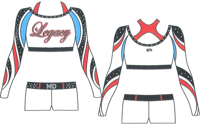 Design Your Own Cheer Uniform Games