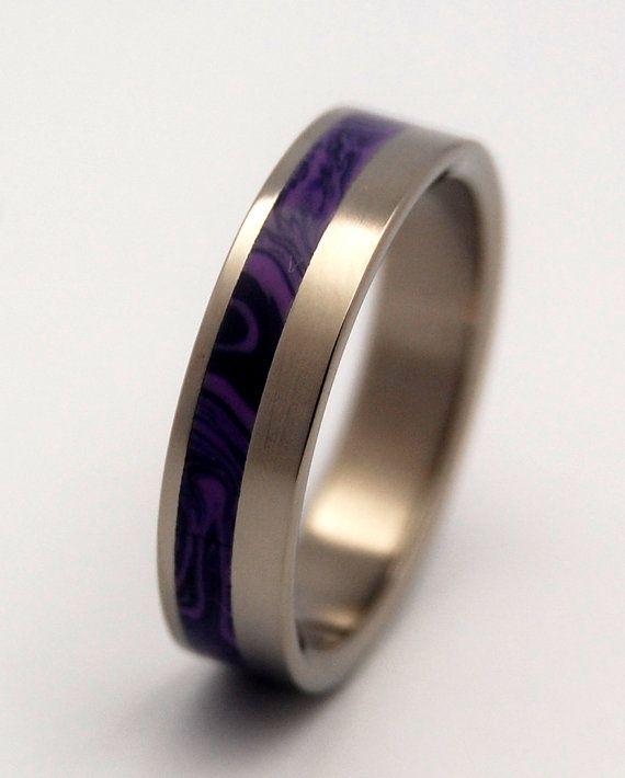 Titanium Ring Titanium Wedding Ring Wedding Band Men S Etsy Titanium Wedding Rings Wedding Rings Titanium Wedding