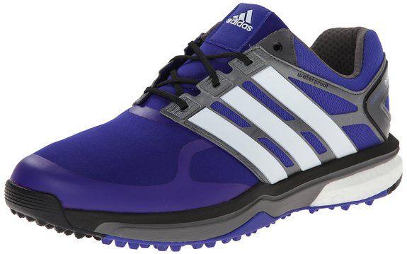 Adidas Mens Adipower S Boost Golf Shoes | Adidas men, Golf shoes ...