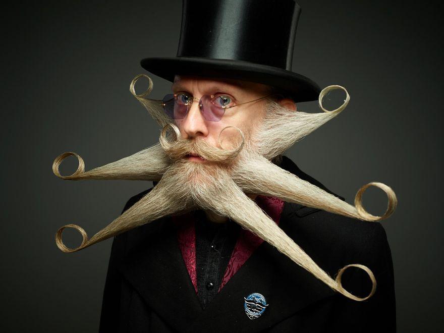 10 Plus Belles Barbes Et Moustaches Du Championnat Du Monde De Barbe Et Moustache 2017 Barbe Sans Moustache Barbe Pas De Moustache Moustaches