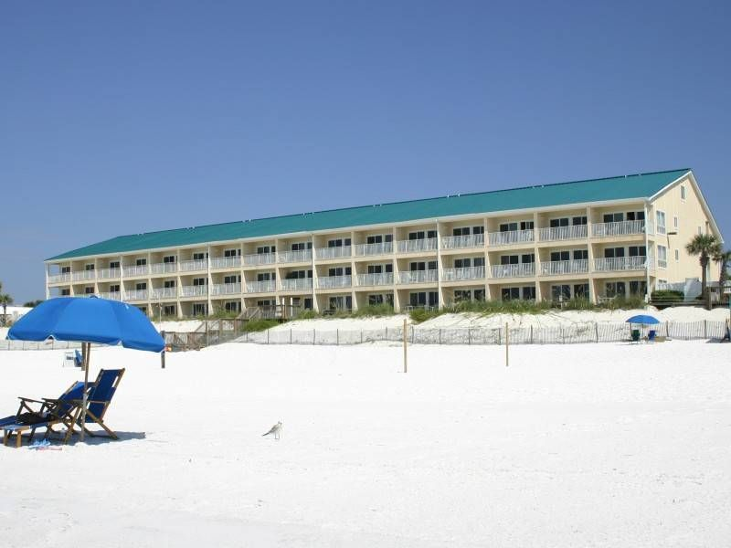 Crystal Sands 116a Southern Vacations Vacation Florida Condo Rentals
