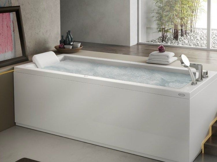 Energy 170 Whirlpool Bathtub By Jacuzzi Design Emo Design