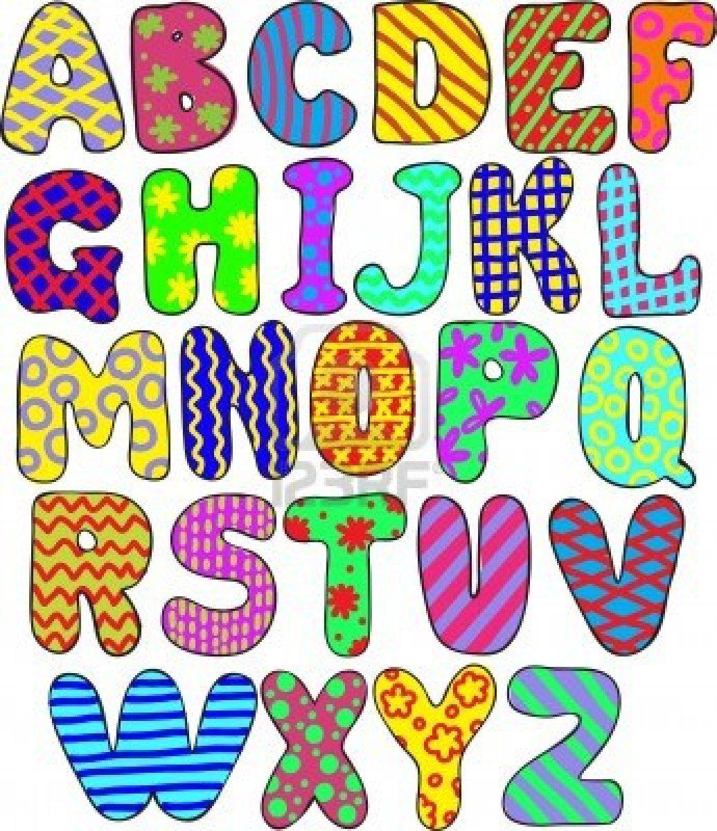 dessin en couleurs à imprimer chiffres et formes alphabet