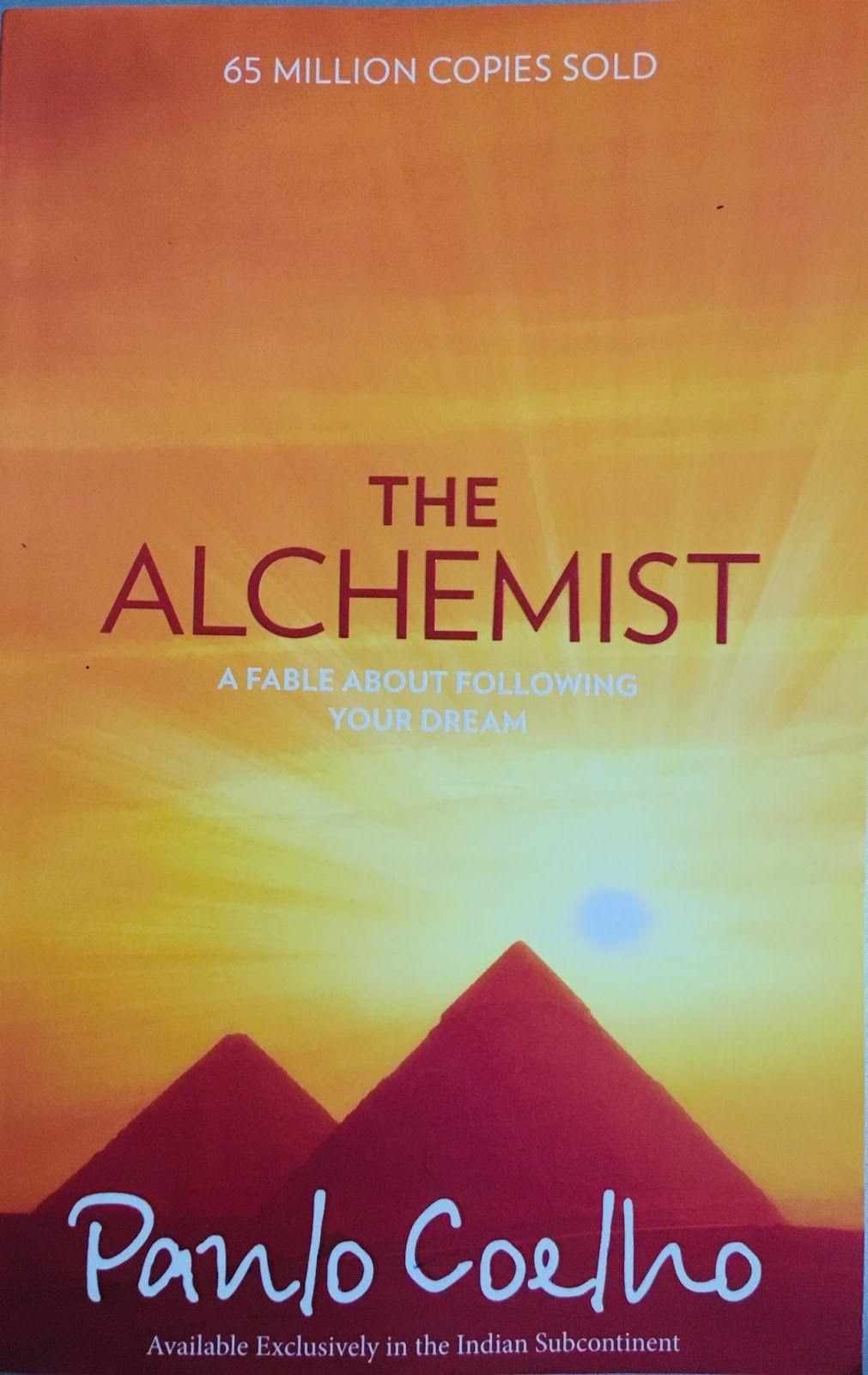 The Alchemist in 2020 Alchemist book, The alchemist