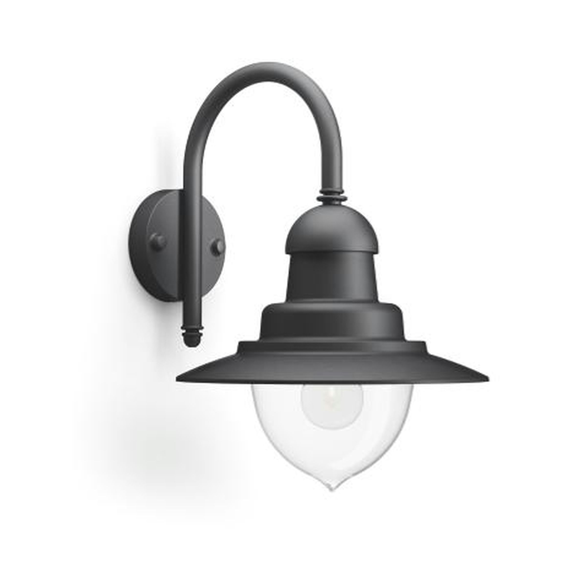 Philips Buitenlamp Philips Buitenlamp Raindrop Zwart In 2019 Products Wall