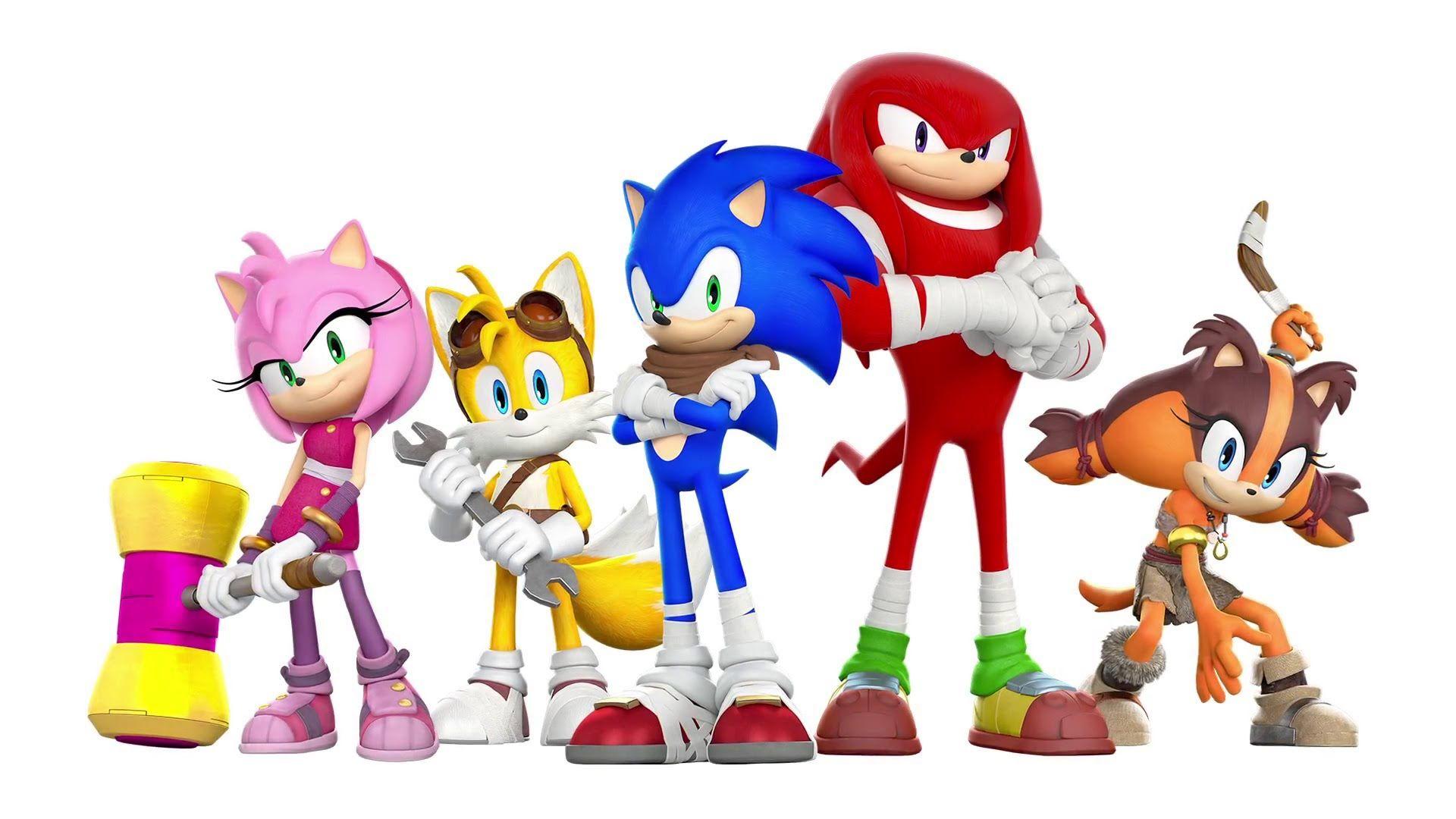 Sonic Boom Rise of Lyric Vale ou não a pena jogar