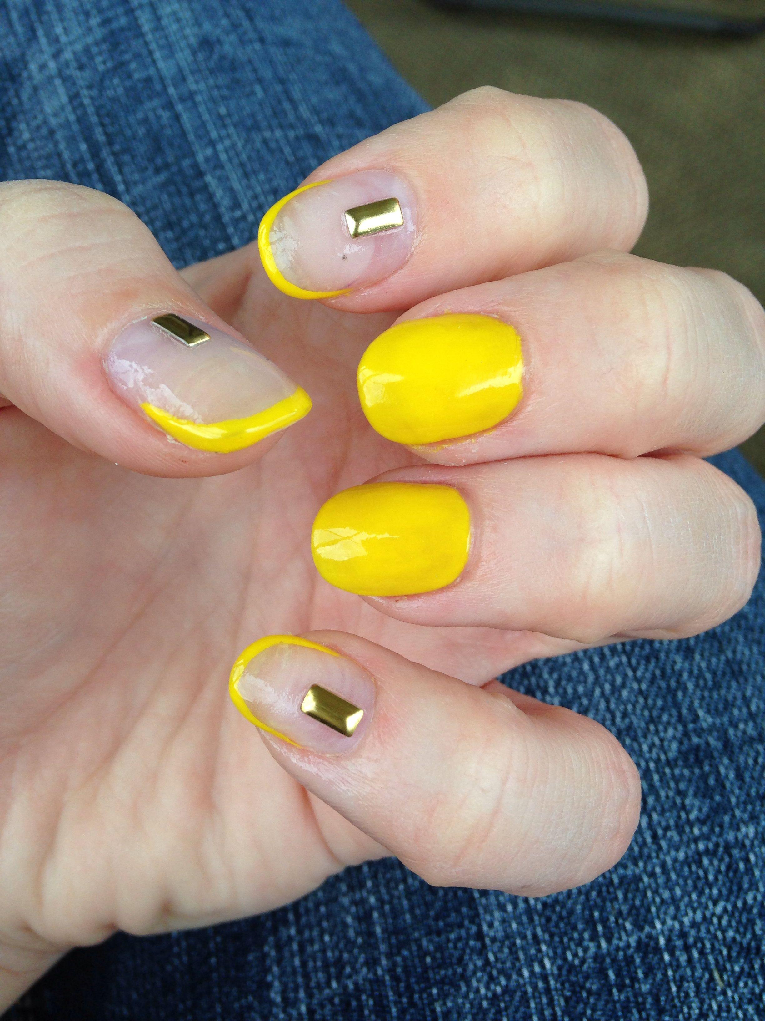 Never boring! Love my nails | Nail art | Pinterest