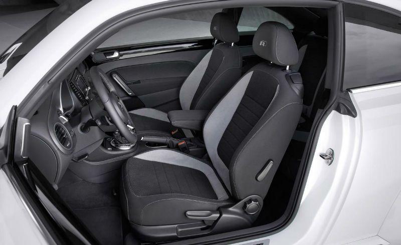 2015 Volkswagen Touareg Seat