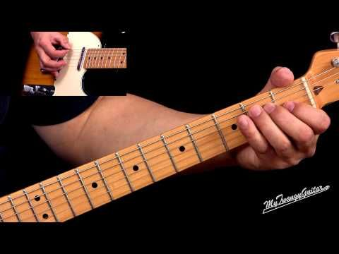 Bayou Blues Style Guitar Lesson Youtube Music Electric Lessons