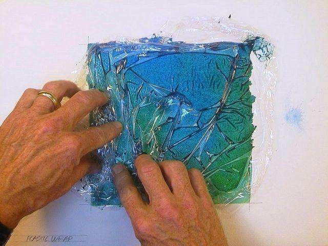 Tons Of Watercolor Techniques Peinture A L Encre Technique De