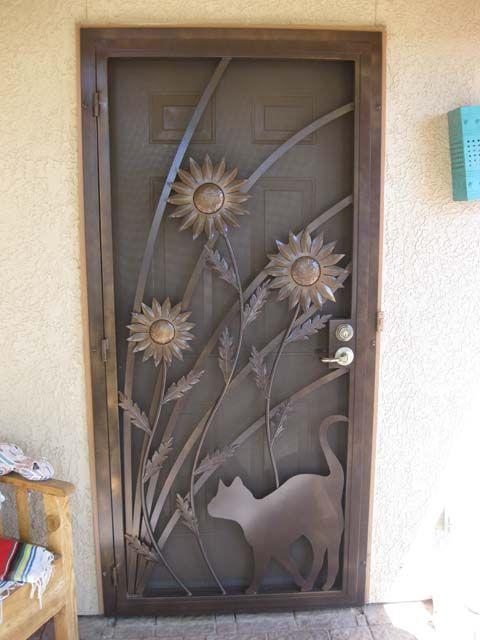 Steel Security Doors Tucson Steel Security Doors Security Door Doors