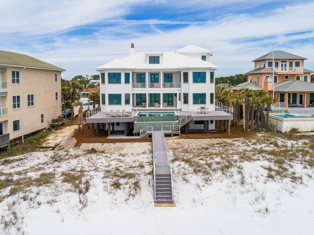 Absolutely In Love With This Destin Florida Beachfront Property