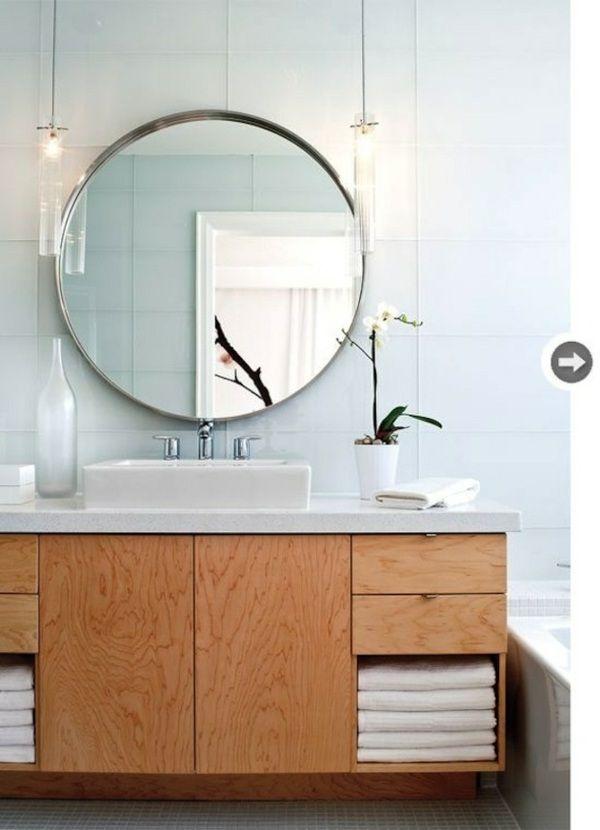 Meuble salle de bain bois  35 photos de style rustique Circular