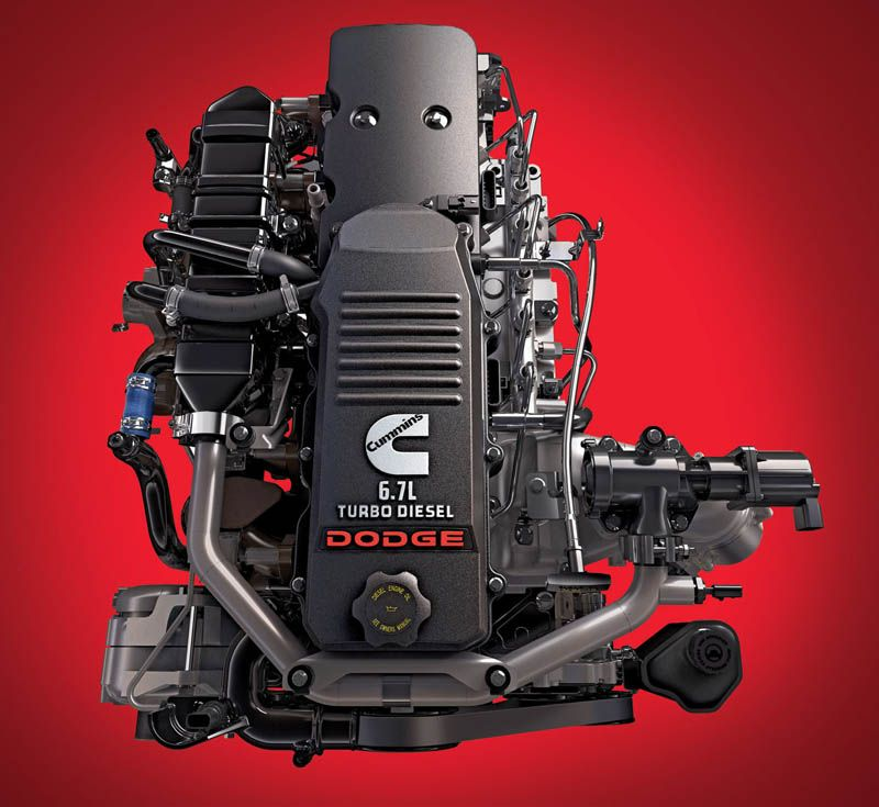 Pin by Erich Uhlan on Engines | Cummins diesel engines
